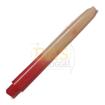 Afbeelding van Shaft Deflecta Nylon 2-Toned Rood