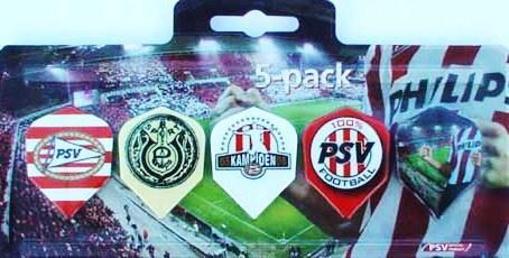 PSV Flights set five Pack
